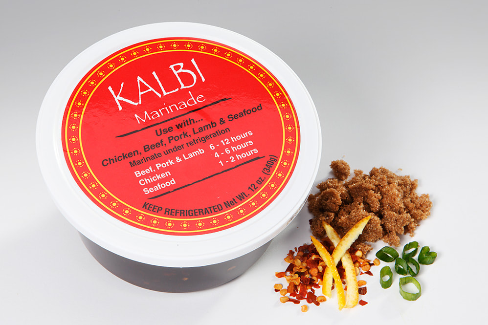 Kalbi Marinade Innovative Solutions Inc